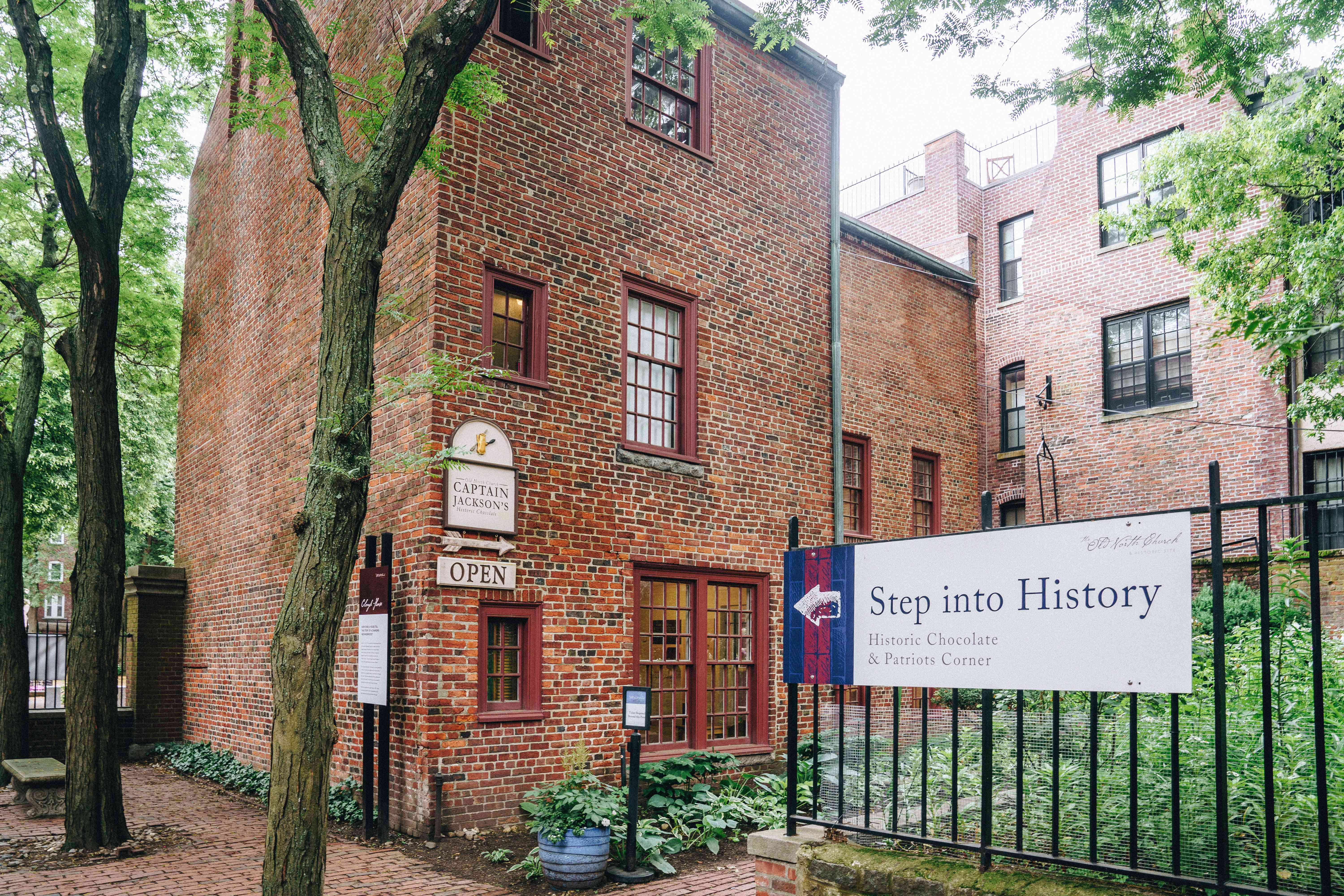 Museum on Freedom Trail