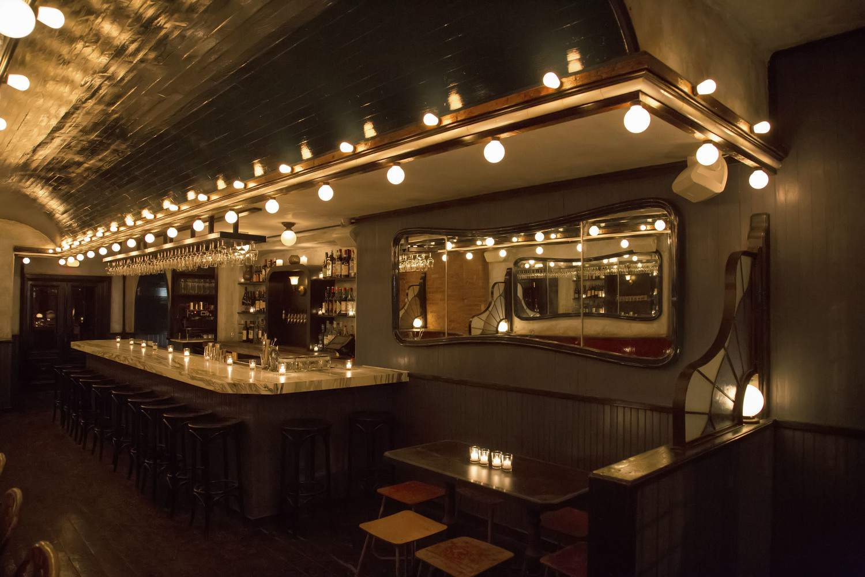 June wine bar interior