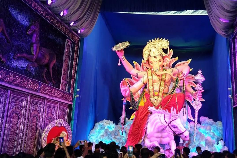Decoration Ideas Ganesh Decoration 2018