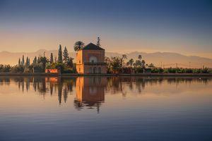 Menara Pavilion and Gardens, Marrakesh