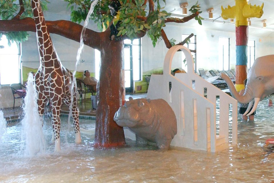 The Great Serengeti Waterpark in Minnesota