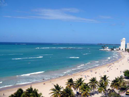 Hit The Beaches Isla Verde Beach Outstanding Outdoor Activities In Puerto Rico