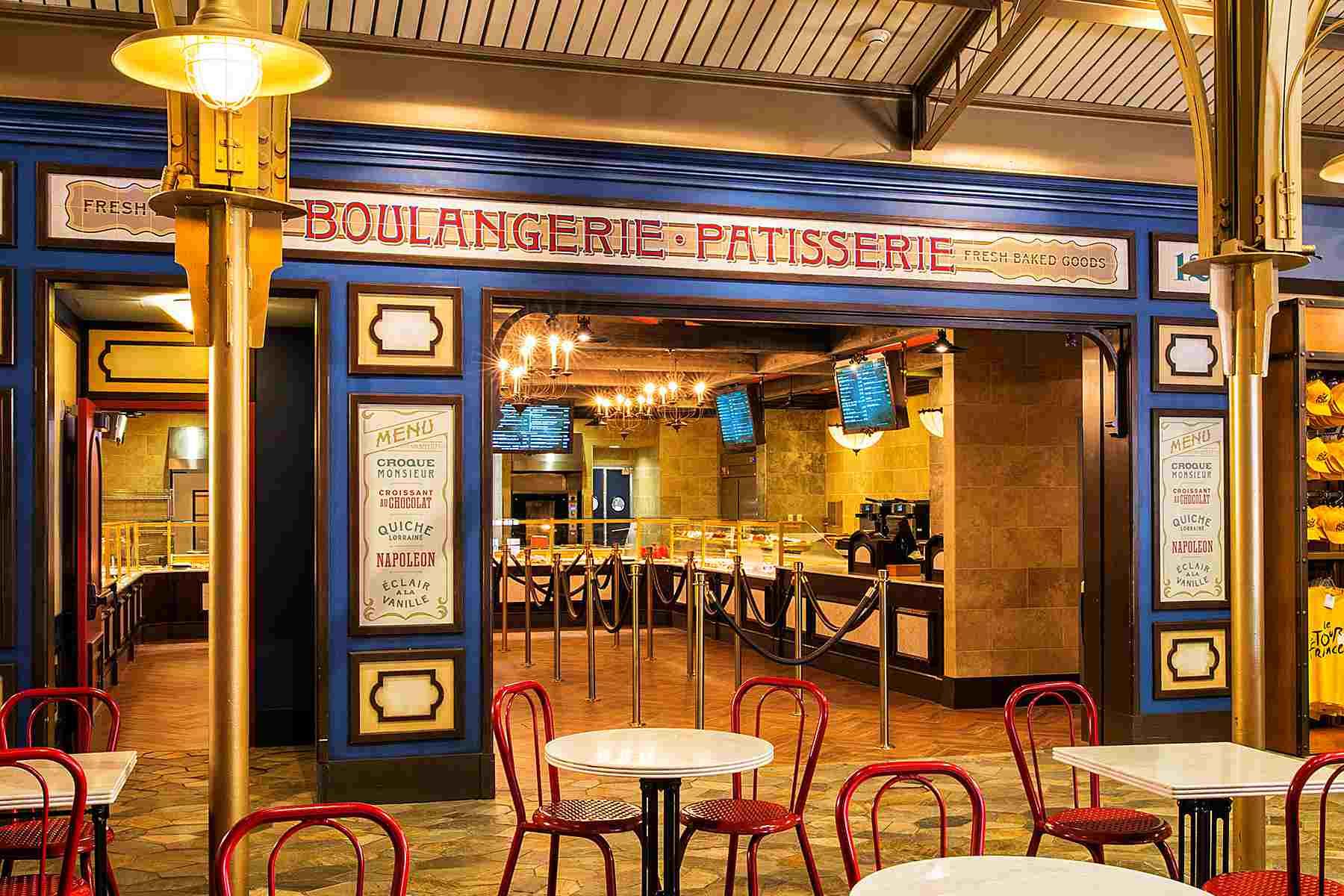 Les Halles Boulangerie-Patisserie