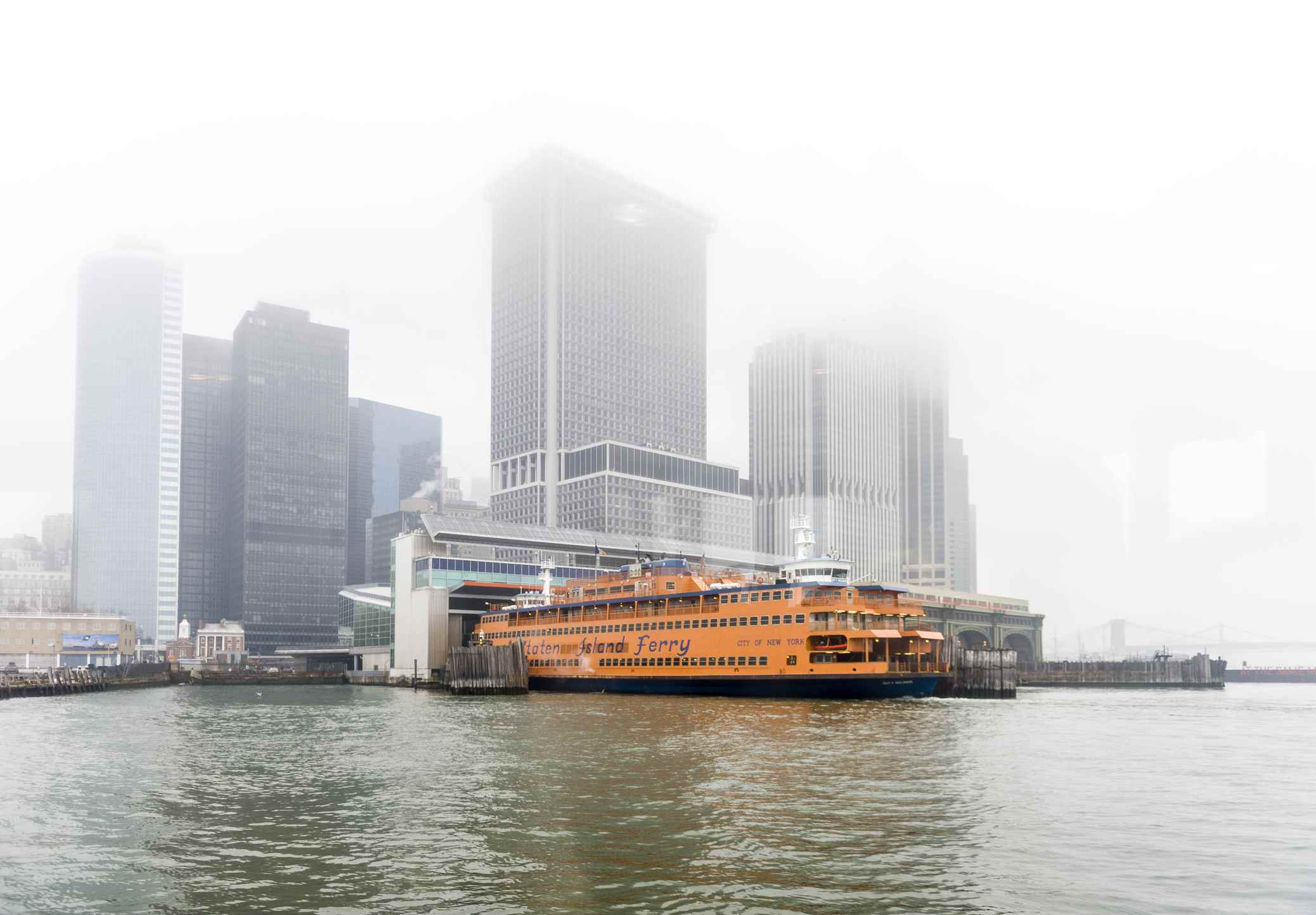 Take a Ferry From New York City to Fun Spots