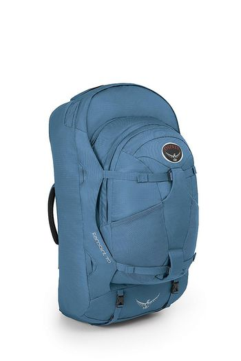 02400a570 Why the Osprey Farpoint 70l is the Best Travel Backpack. Samsonite Spinner.  Luggage