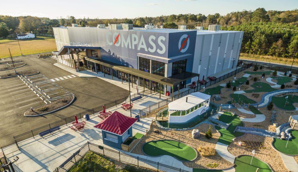 Compass Entertainment Complex in Virginia
