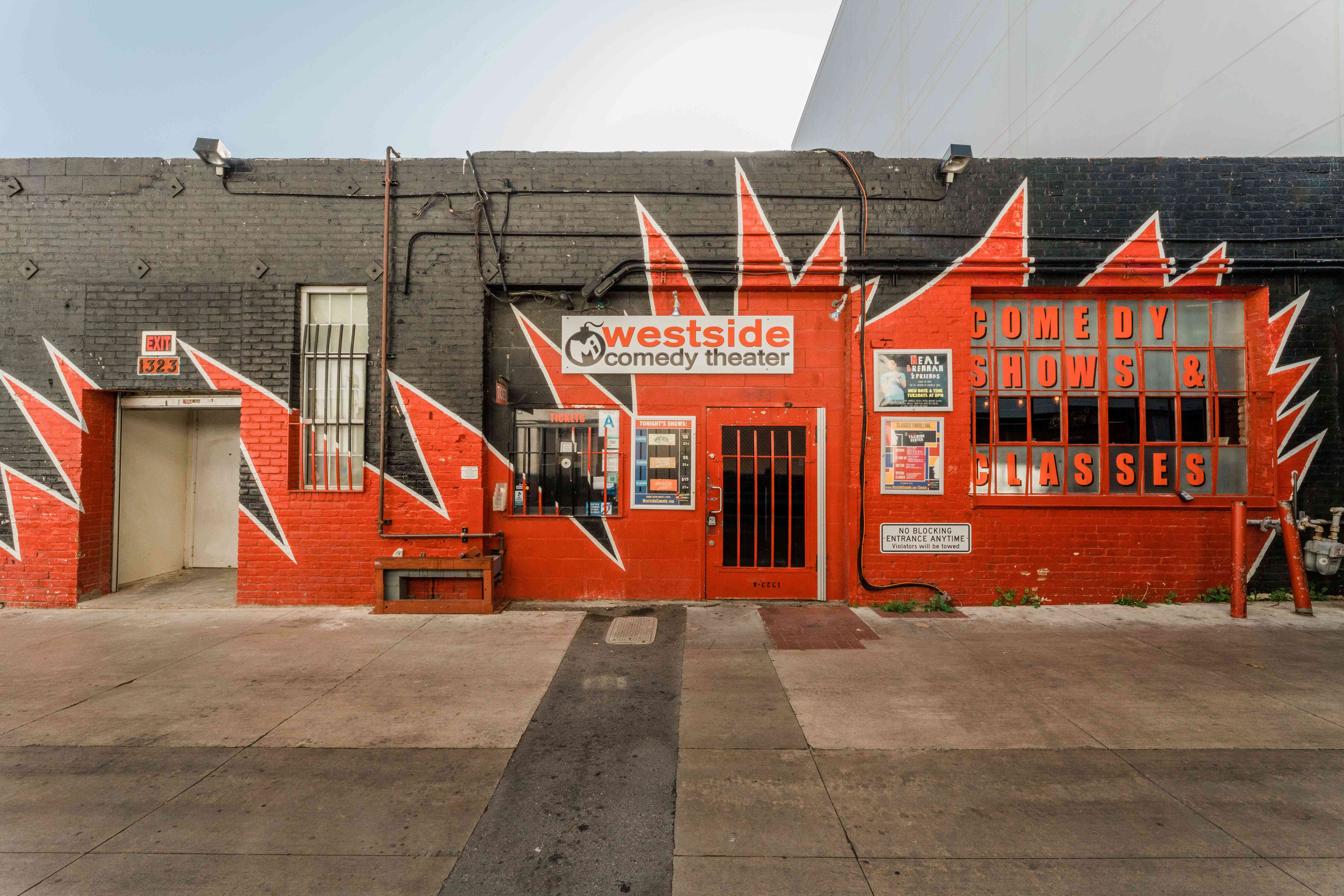 Westside Comedy Theater, Los Angeles, CA
