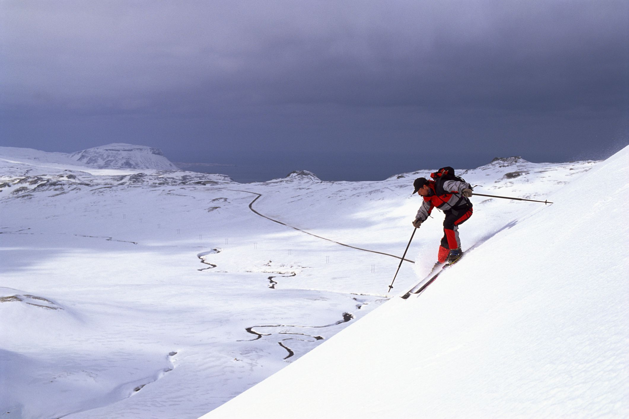 Skiing in Iceland: The Complete Guide