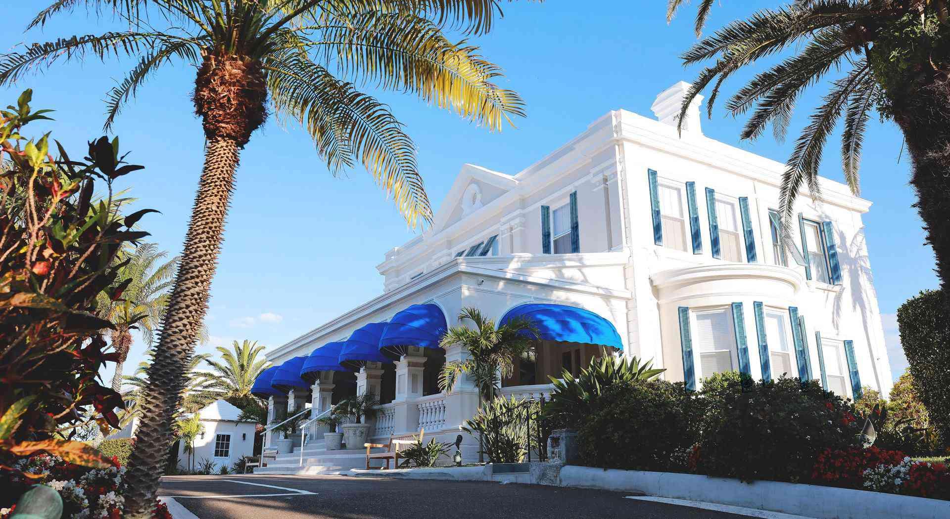 Rosedon Hotel in Bermuda
