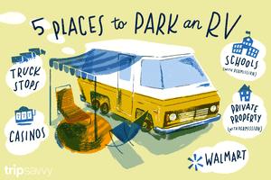Where to Park an RV