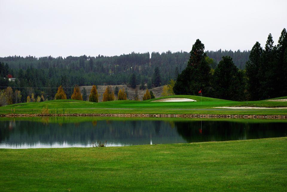 Golf Spokane