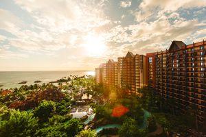 Aulani Hotel Hawaii