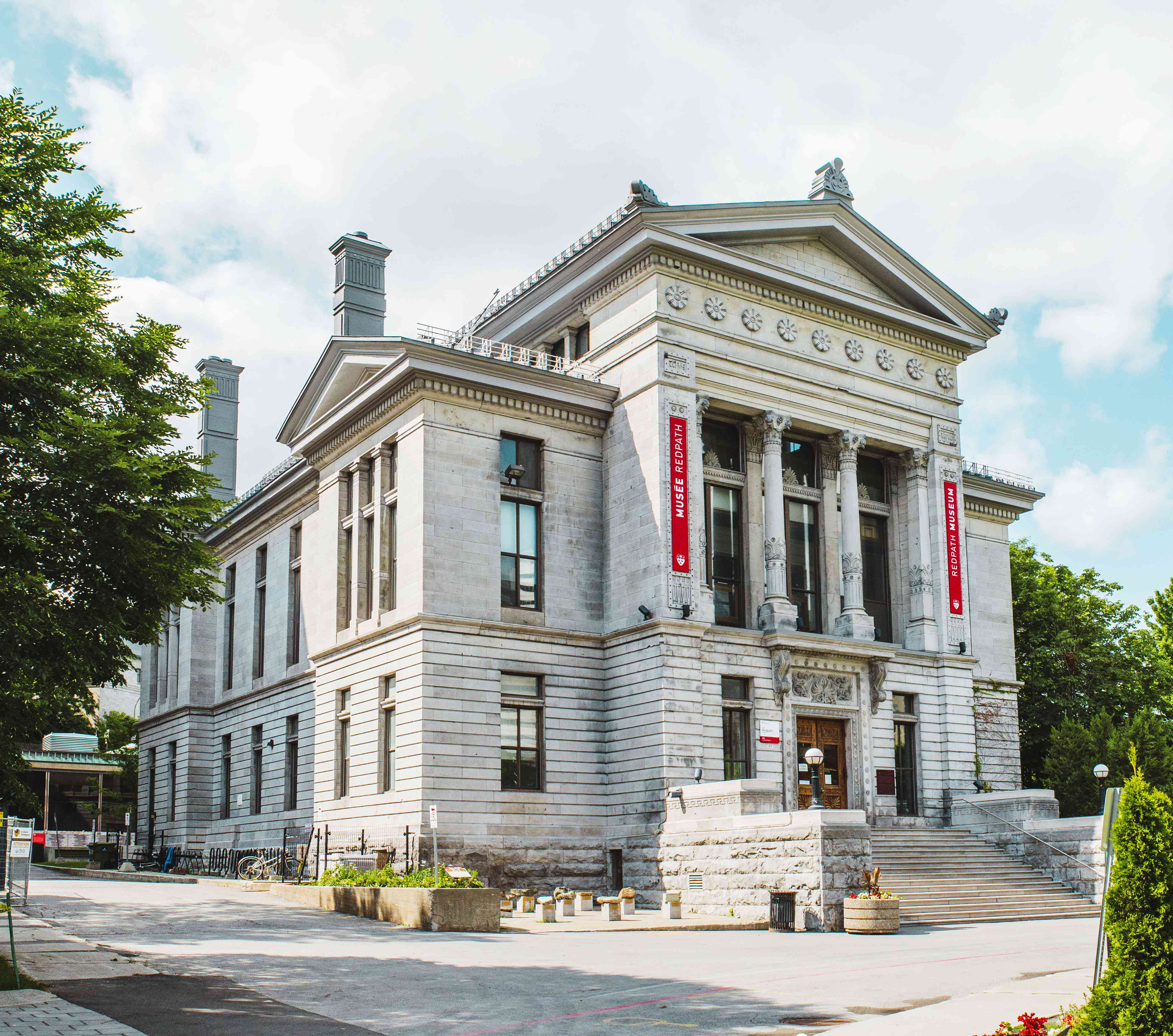 Musee Redpath in Montreal