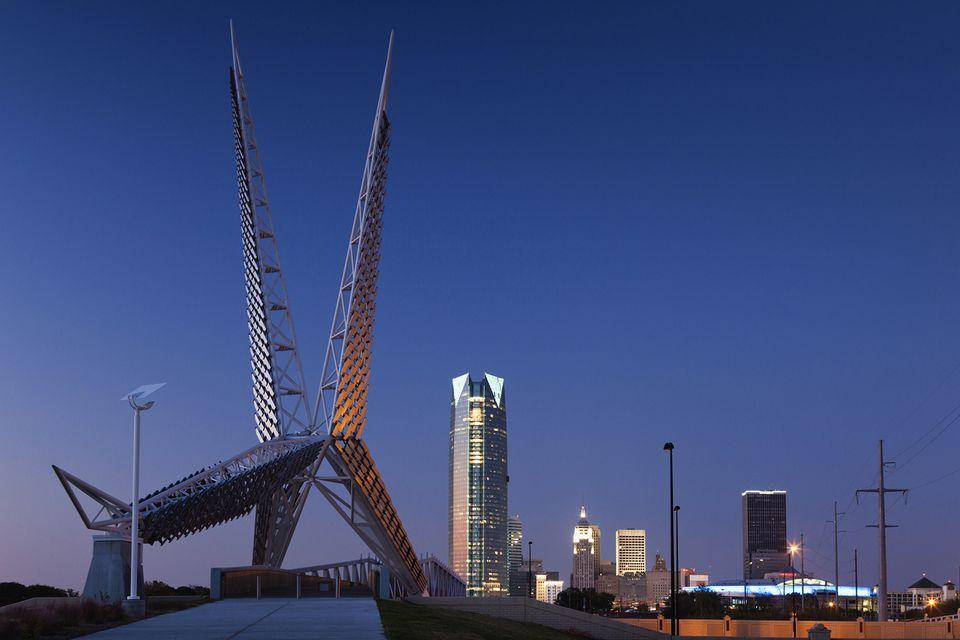 Oklahoma City, Oklahoma, Exterior View