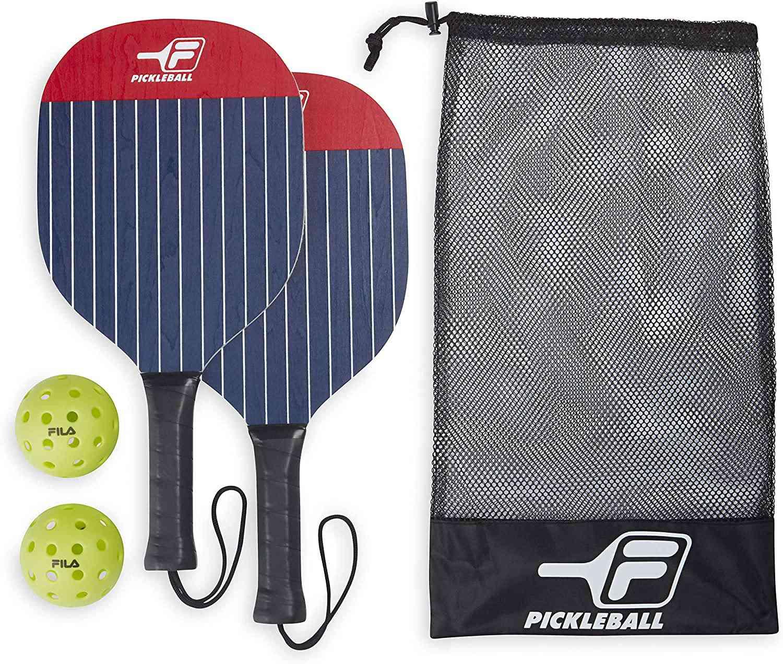 FILA Accessories Pickleball Paddles Set of 2