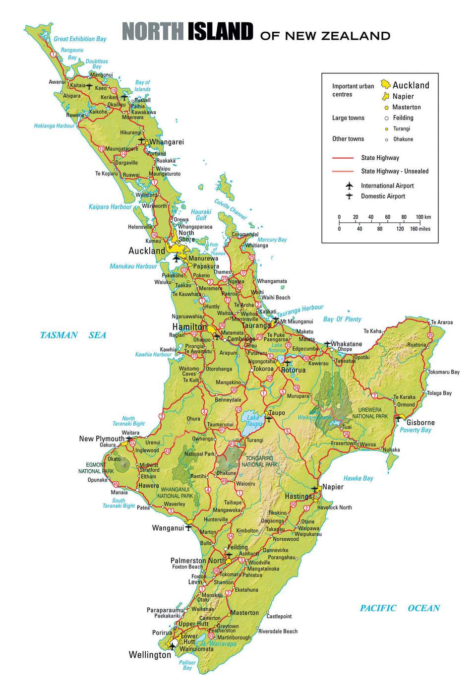 New Zealand South Island Guide