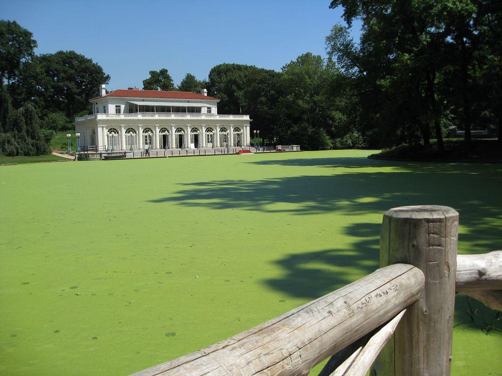 Audubon Center Prospect Park