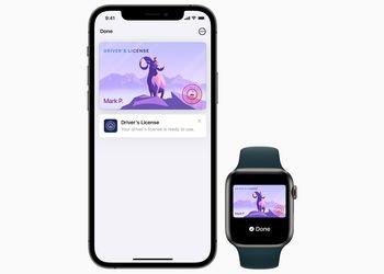 Apple digital ID