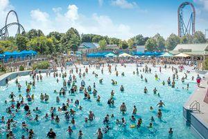 Hersheypark water park