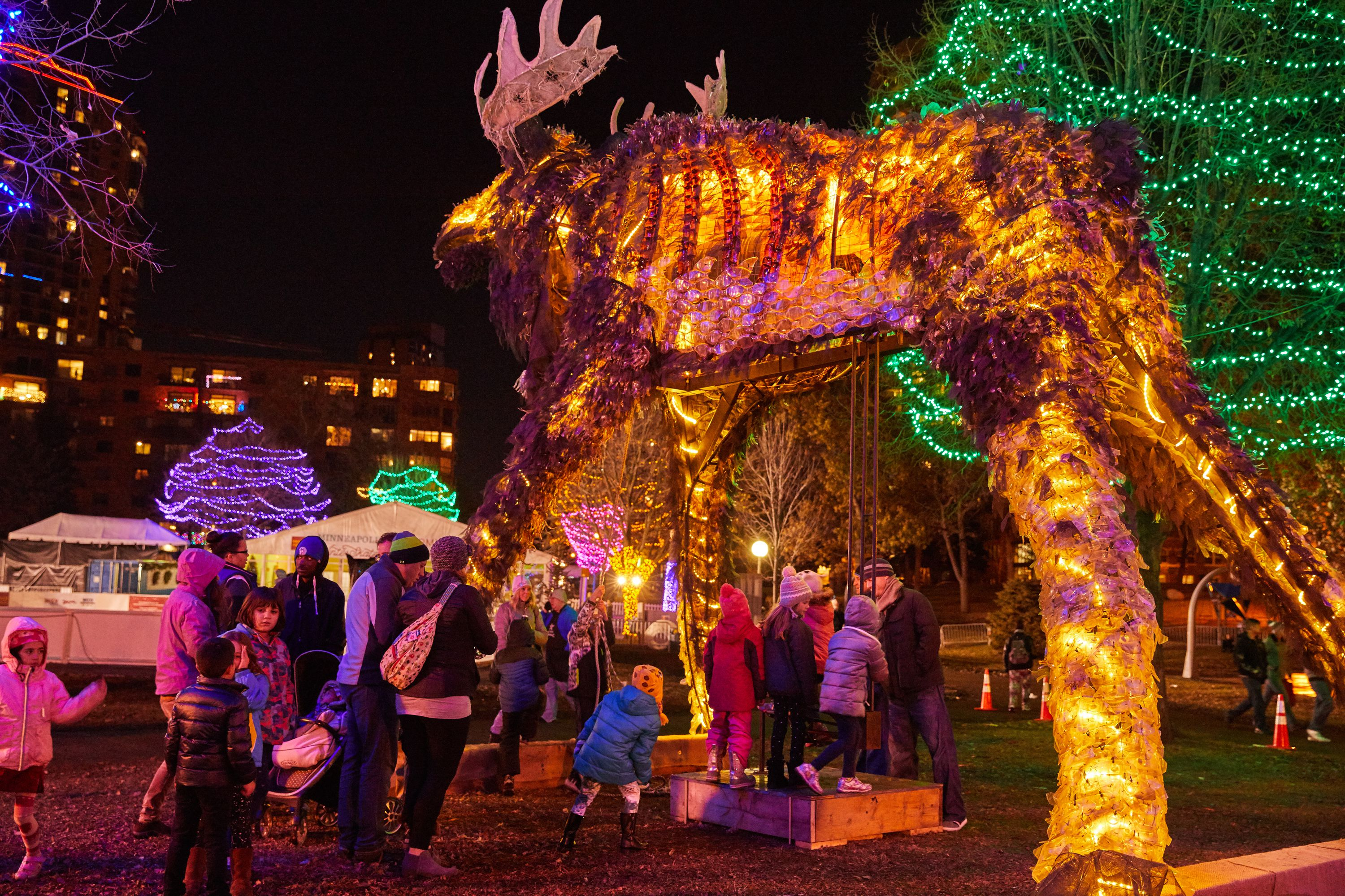 Free Things to Do for Christmas in Minneapolis and St Paul