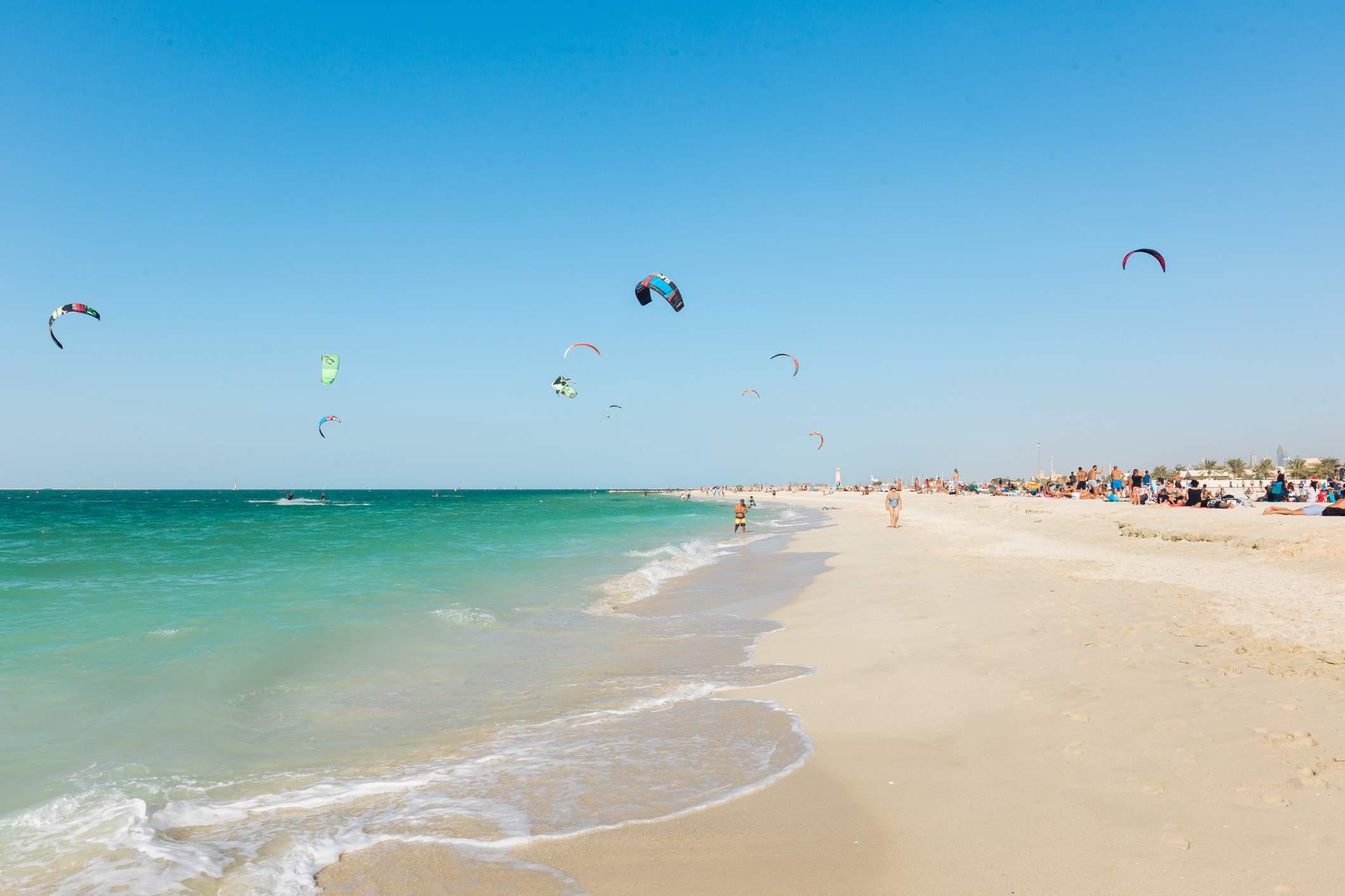 The 10 Best Beaches In And Around Dubai