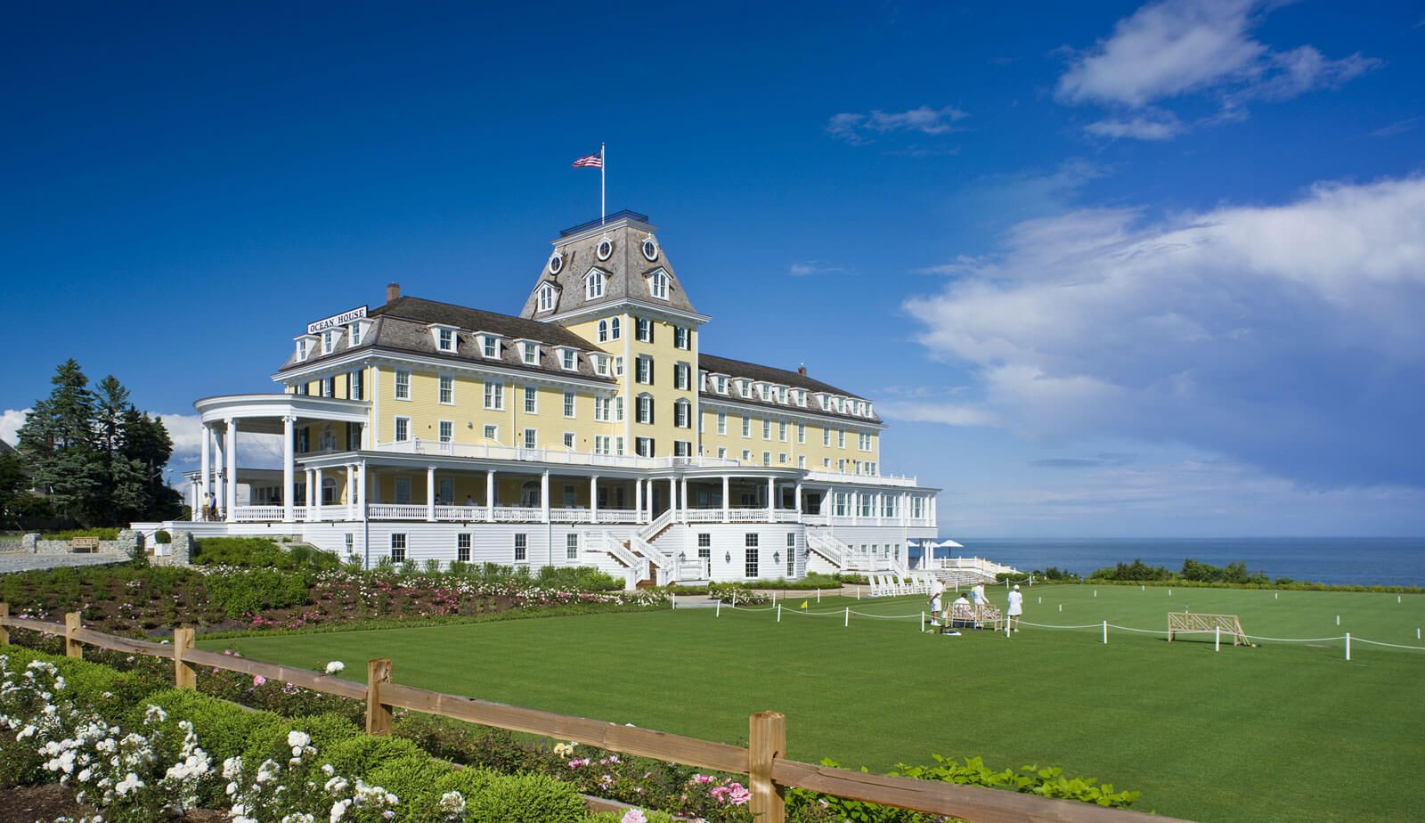 Ocean House At Watch Hill And Oh Spa