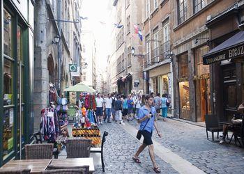 Rue Saint-Jean, Old Lyon