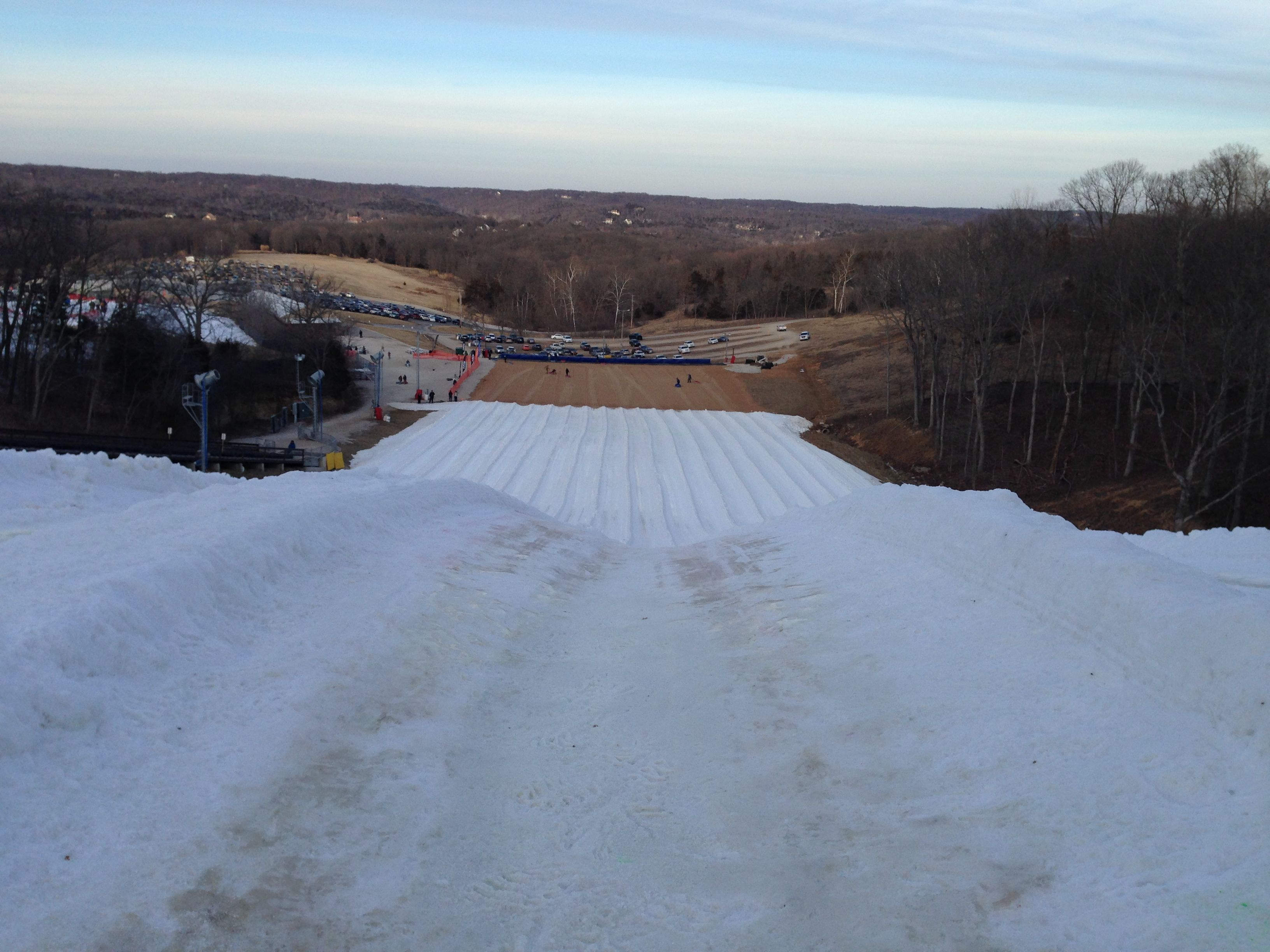 a guide to hidden valley ski resort near st. louis
