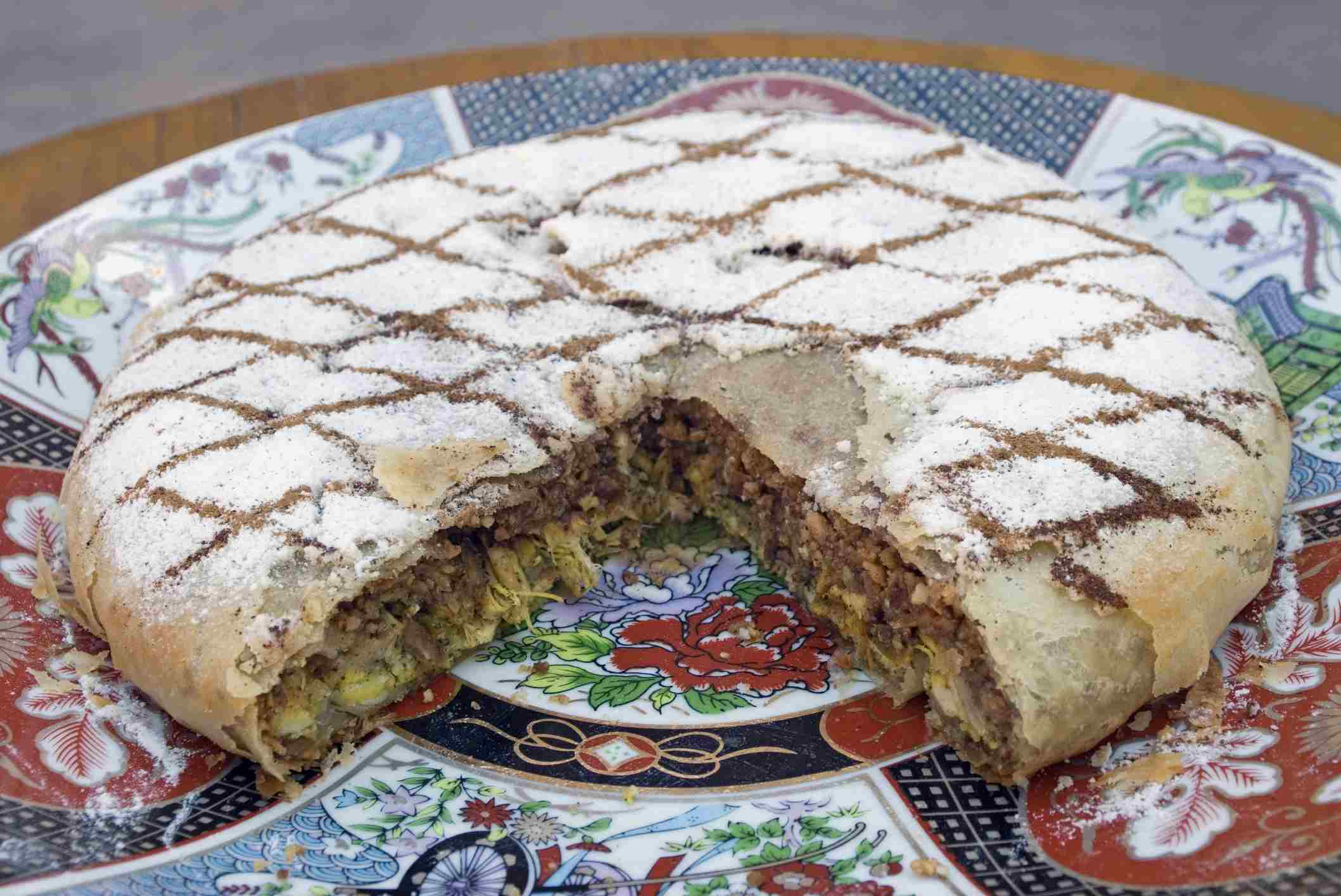 Top Five Foods to Try in Morocco