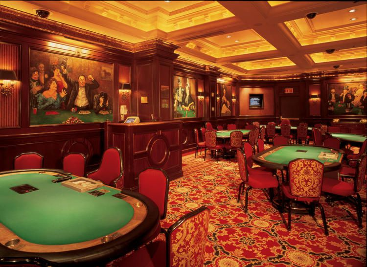 best casino to play poker in vegas