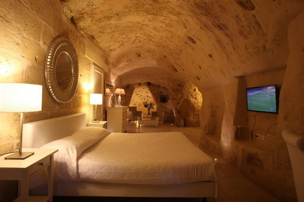 The 9 Best Cave Hotels In Matera In 2019