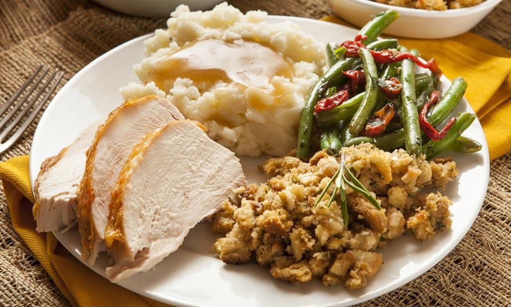 Thanksgiving dinner at Bubba's Bistro
