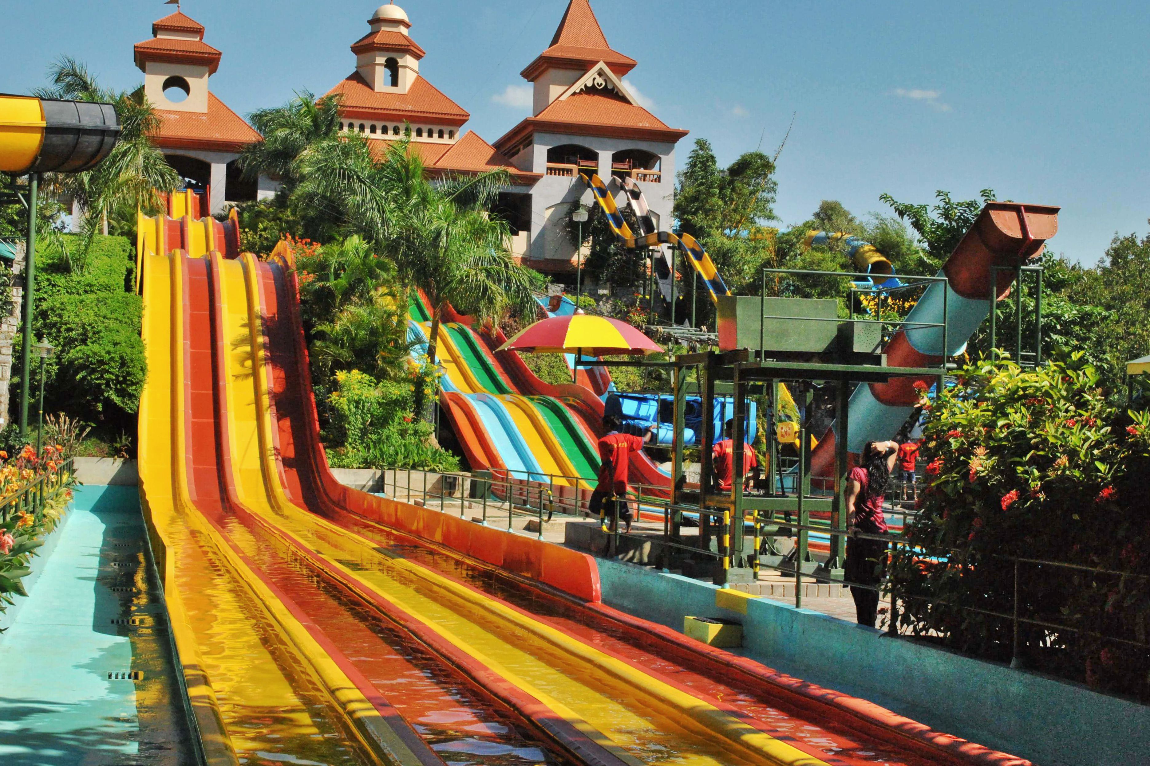 Top 8 Theme And Amusement Parks In India