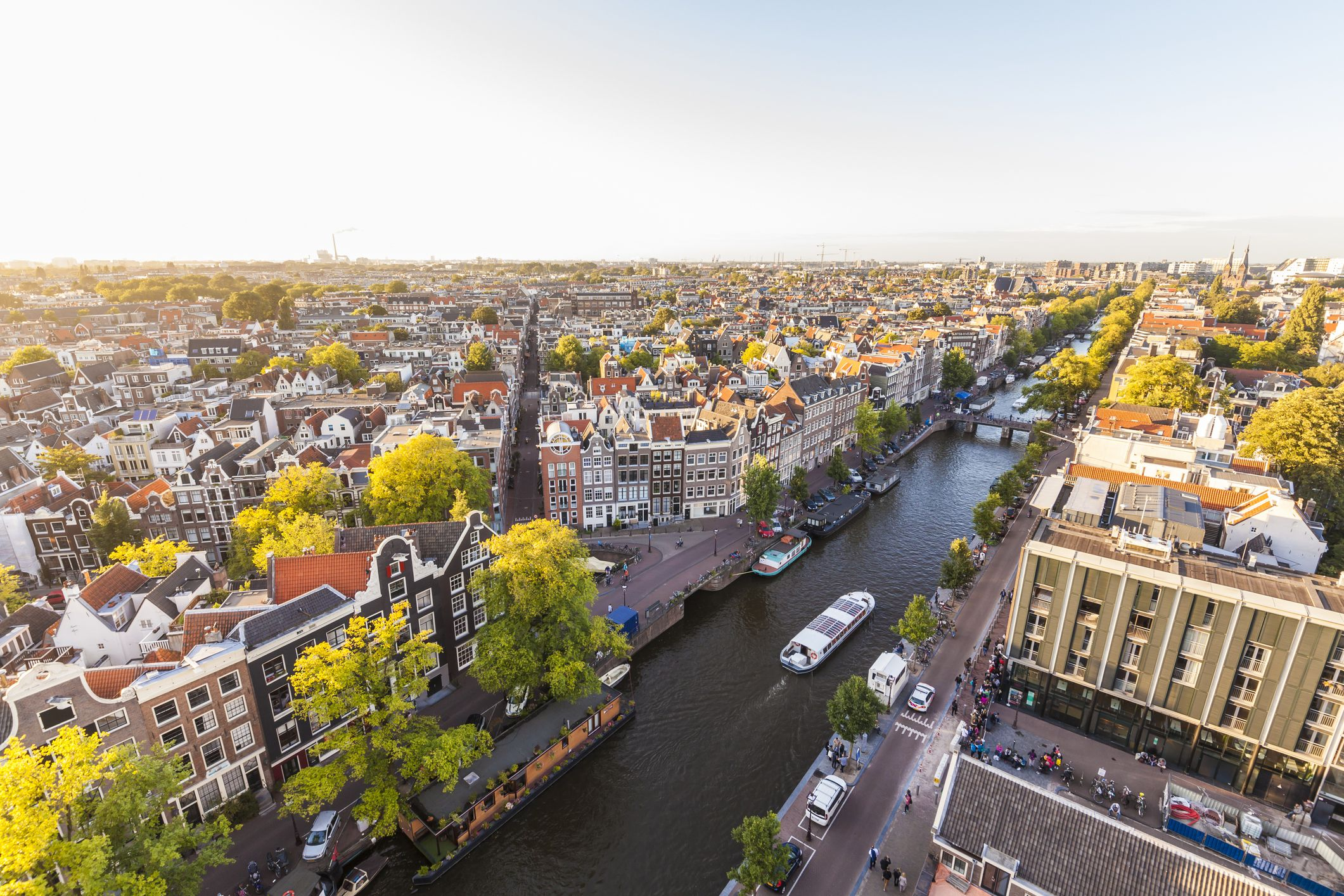 How Not to Get Lost in Amsterdam