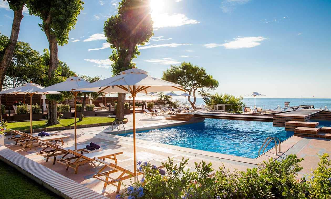 Hotel Excelsior Venice Lido Resort