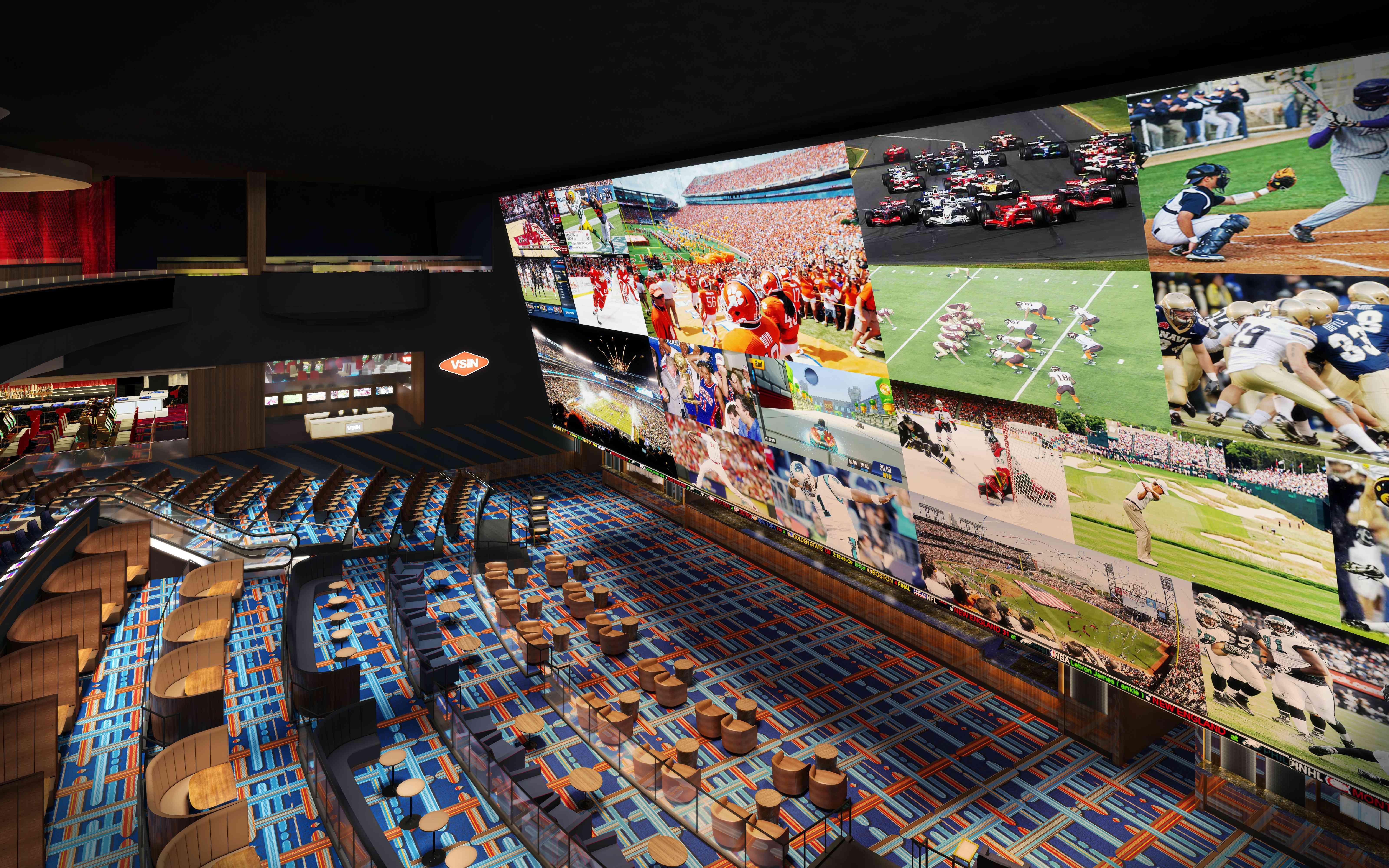 The world's largest sportsbook, Circa Resort & Casino