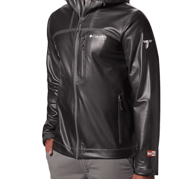Columbia OutDry Ex Stretch Hooded Shell Jacket