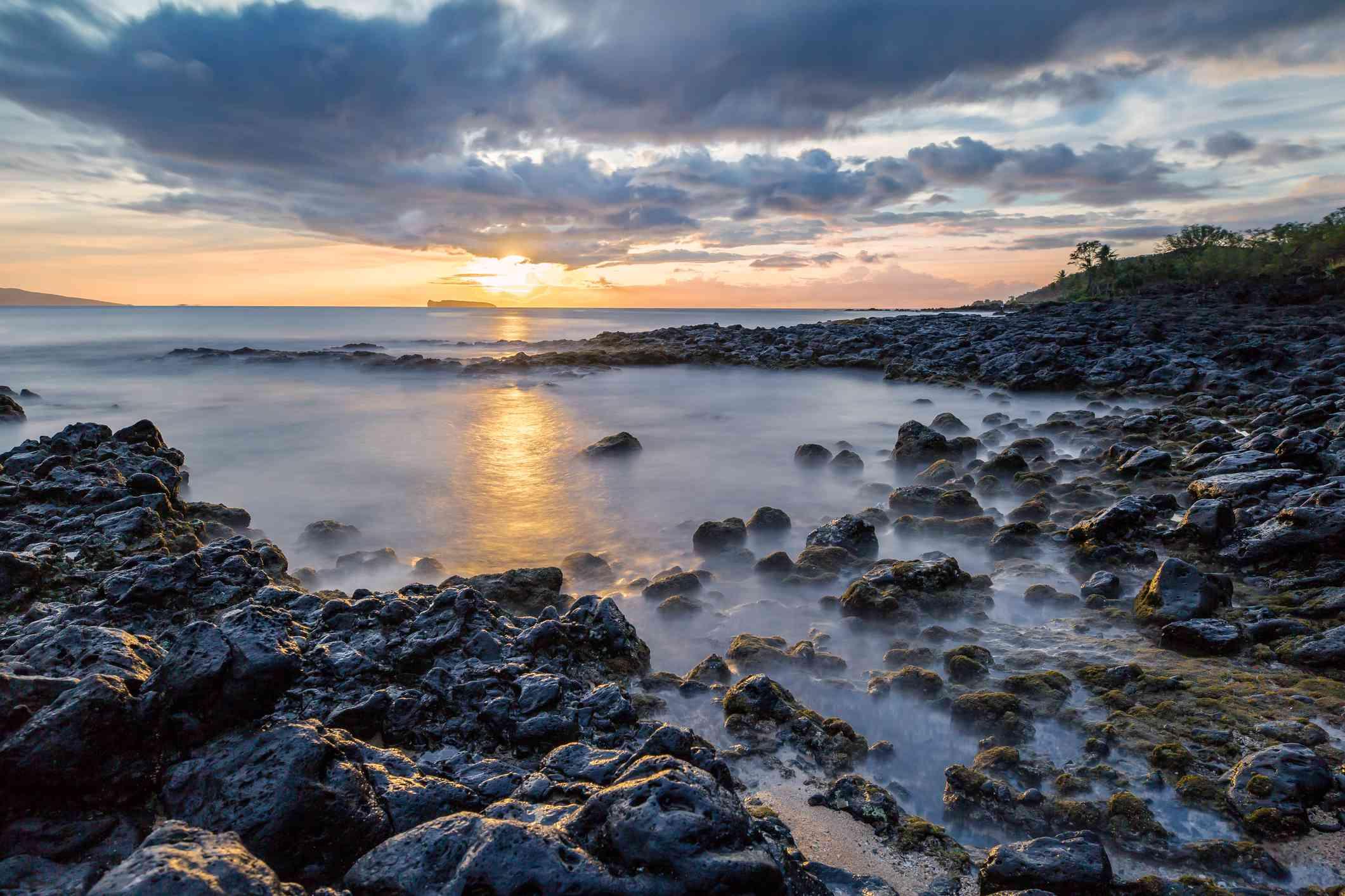 La Perouse Bay on Maui