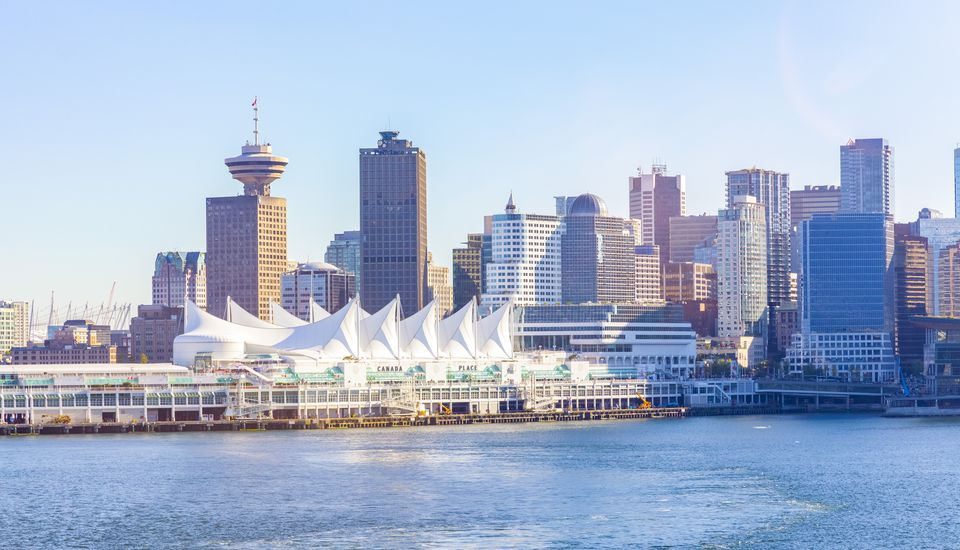 Vancouver's iconic Canada Place