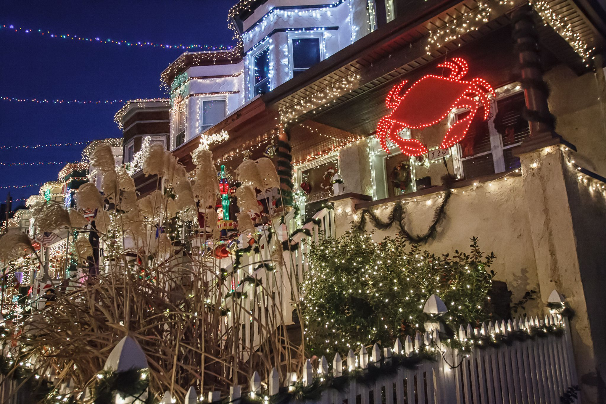 Baltimore's Best Christmas Lights Displays