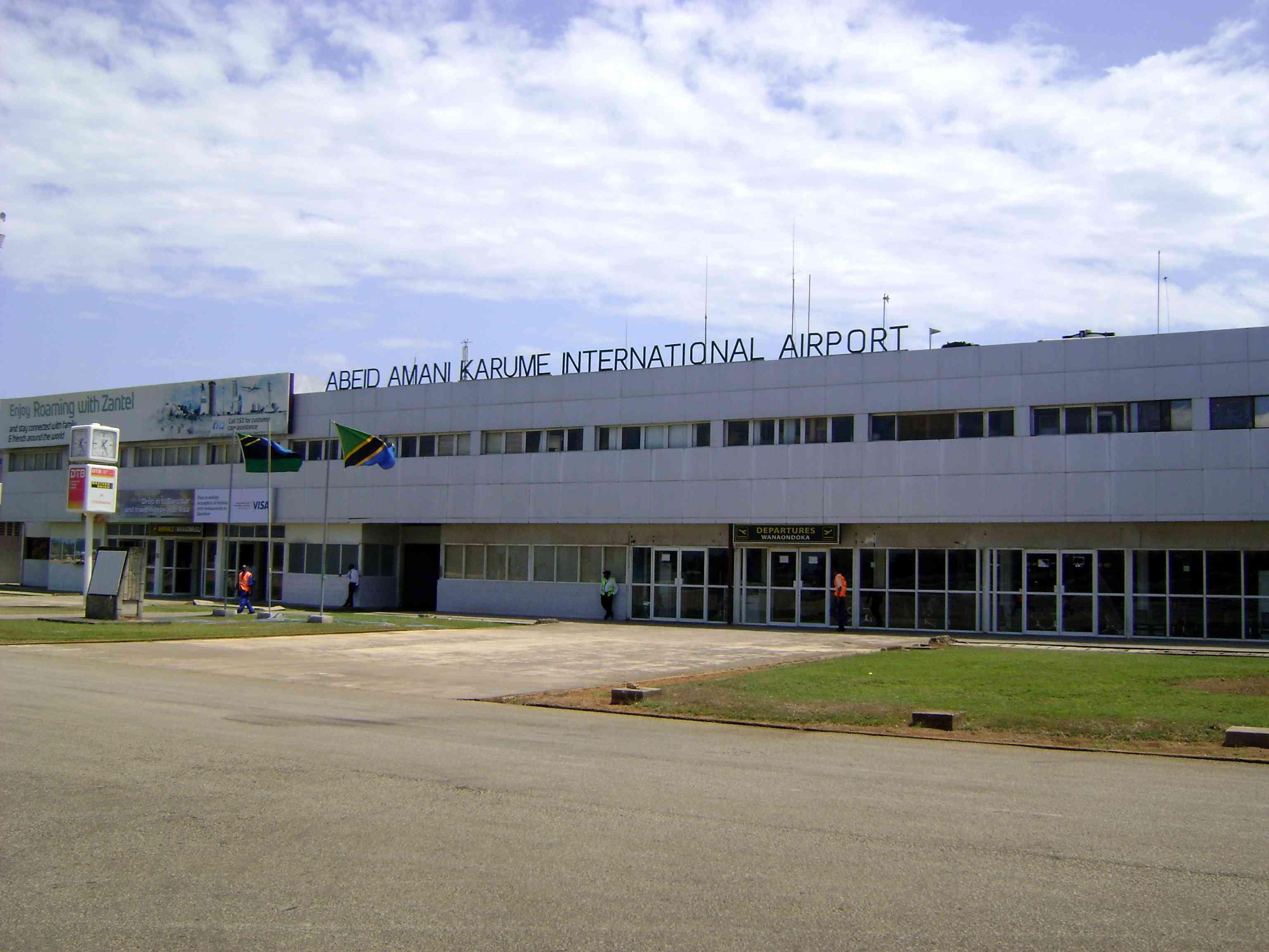Abeid Amani Karume International Airport