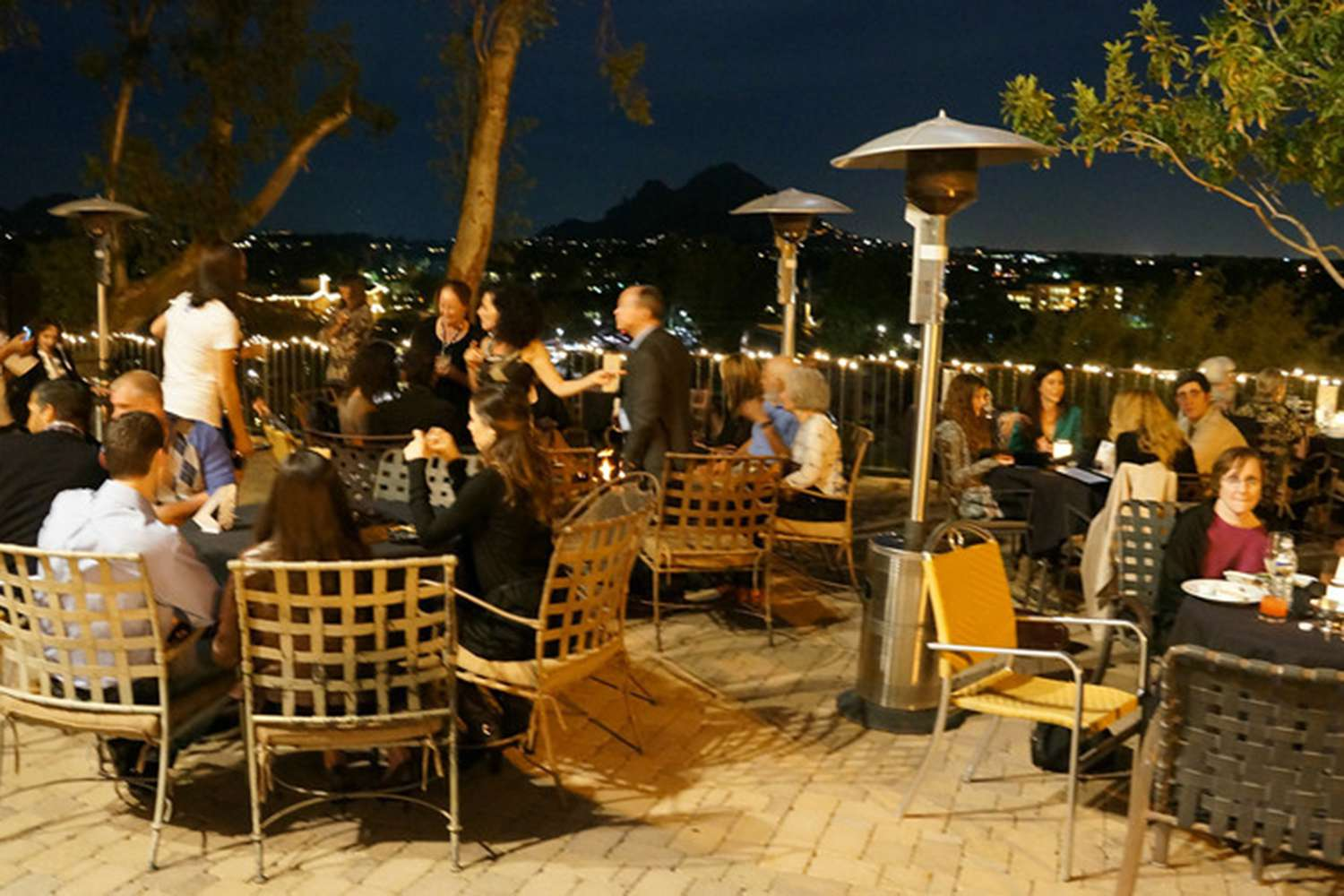 Scottsdale Restaurants With Scenic Views