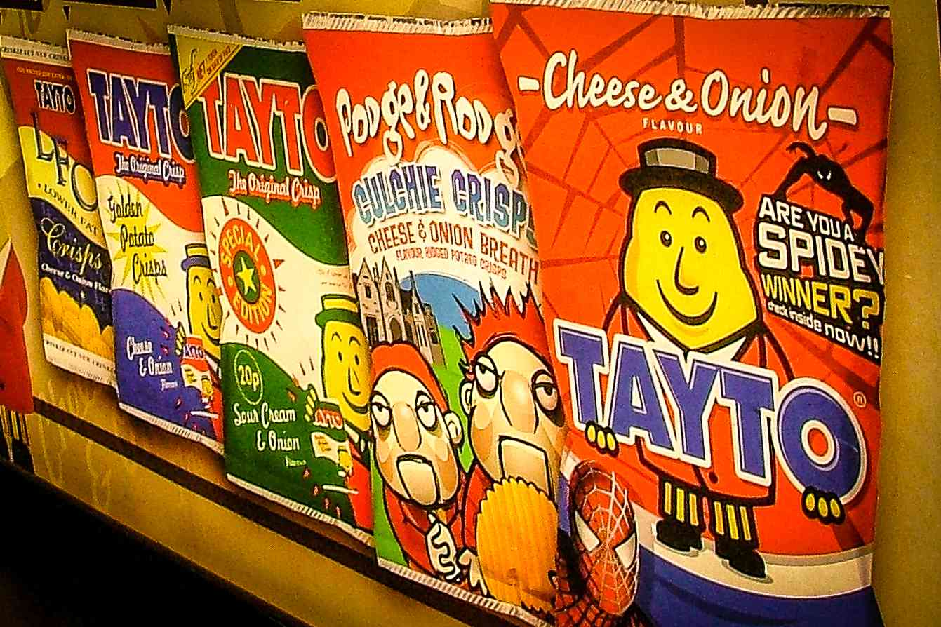 Tayto Specials ... grab them while you can