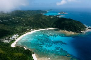 Okinawa Kerma Islands