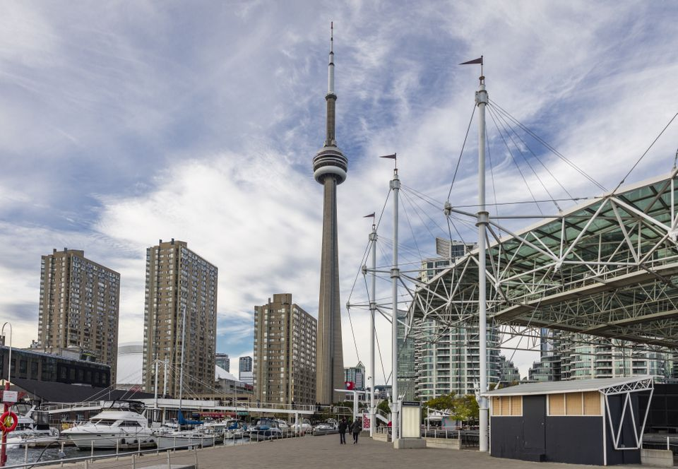Harbourfront Centre in Toronto