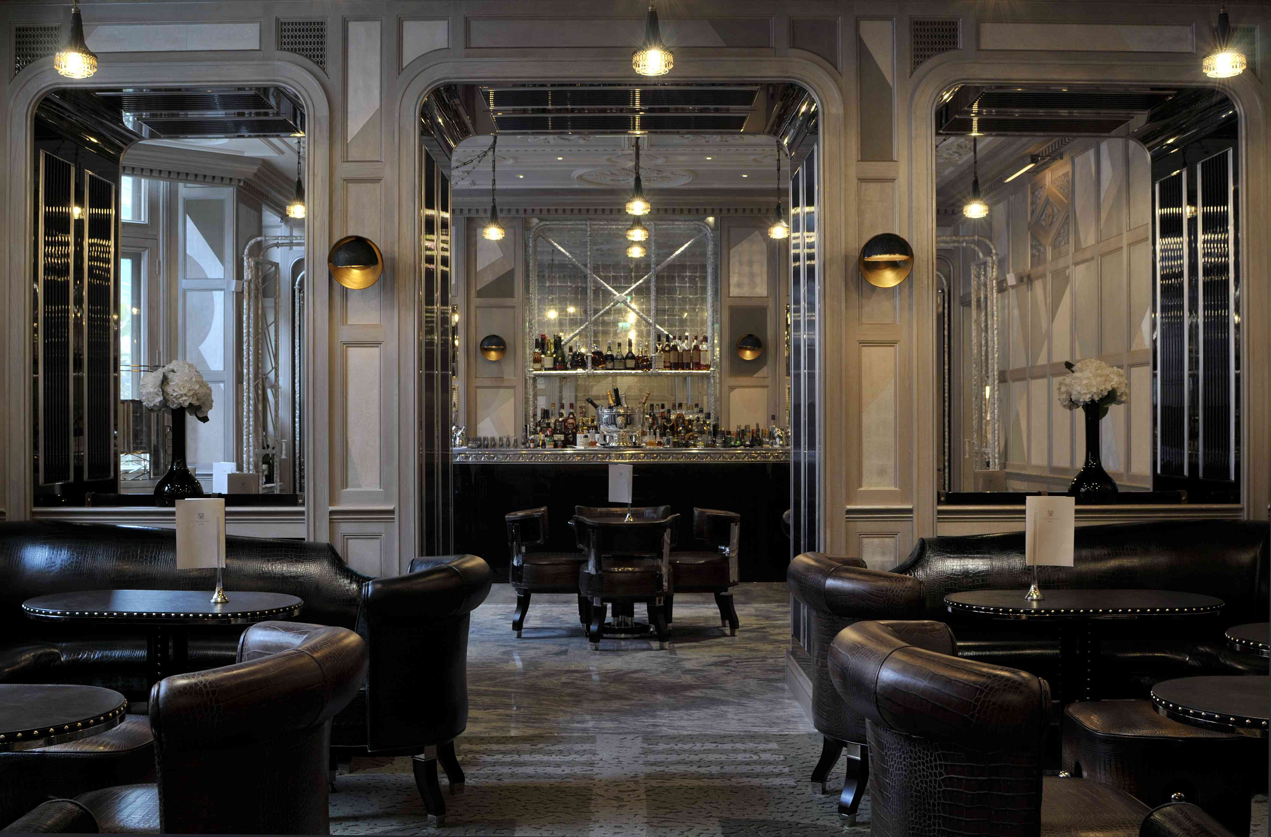 The Connaught Bar in London