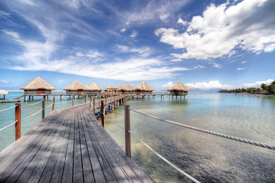 The 9 Best Hotels in Tahiti and Bora Bora to Book in 2018