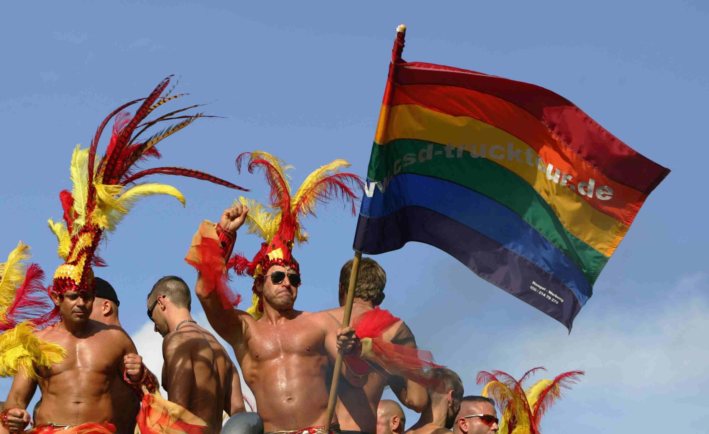 Gay Pride Parade Berlin