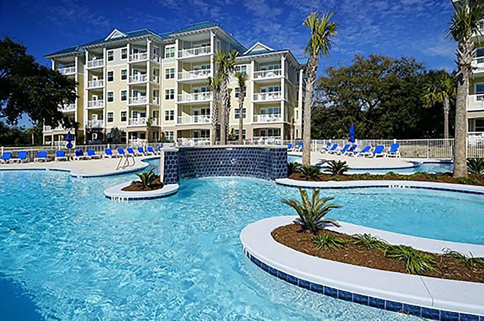 Blue Water Resort and Marina, Hilton Head, South Carolina