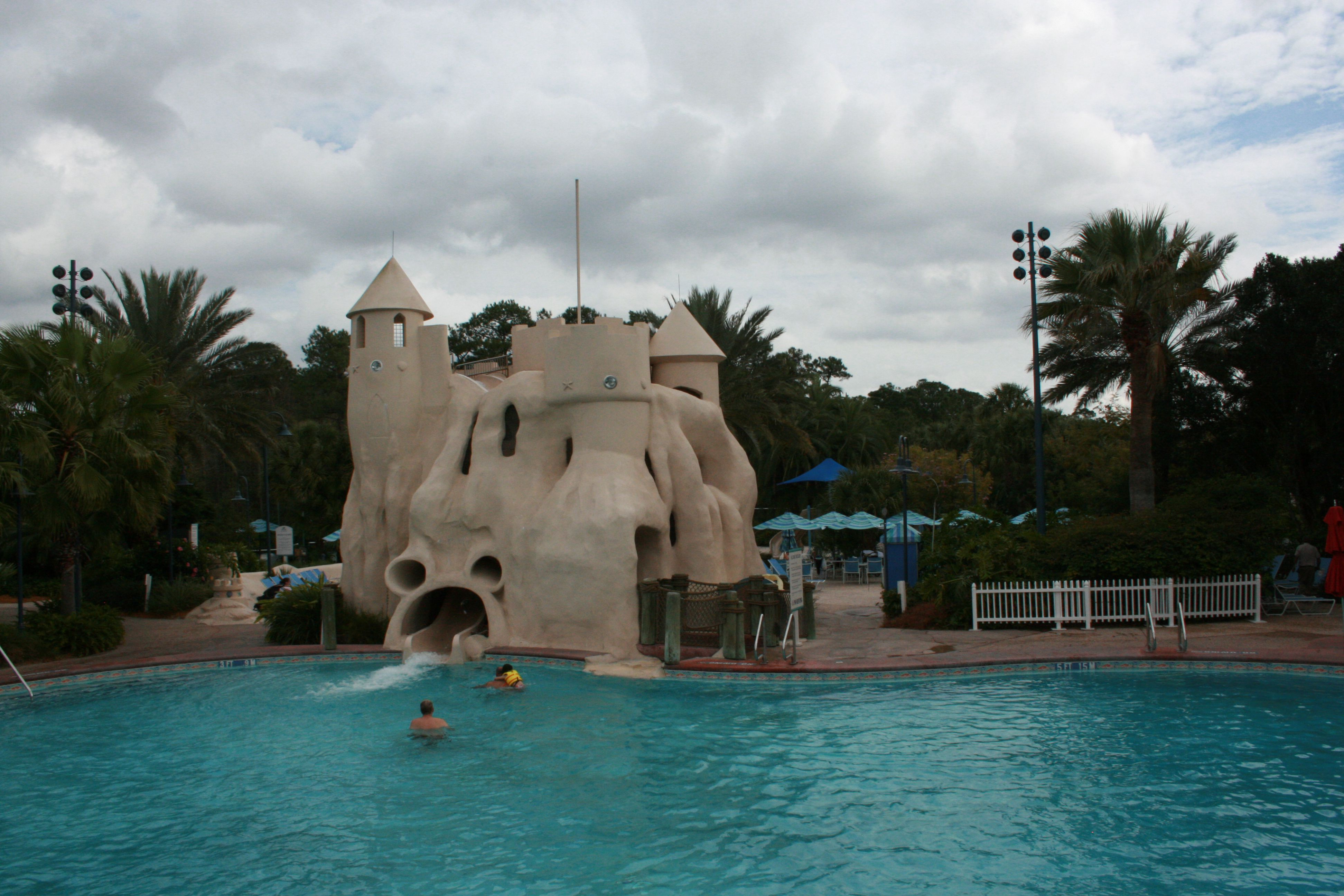 Water Slides at Walt Disney World Resorts